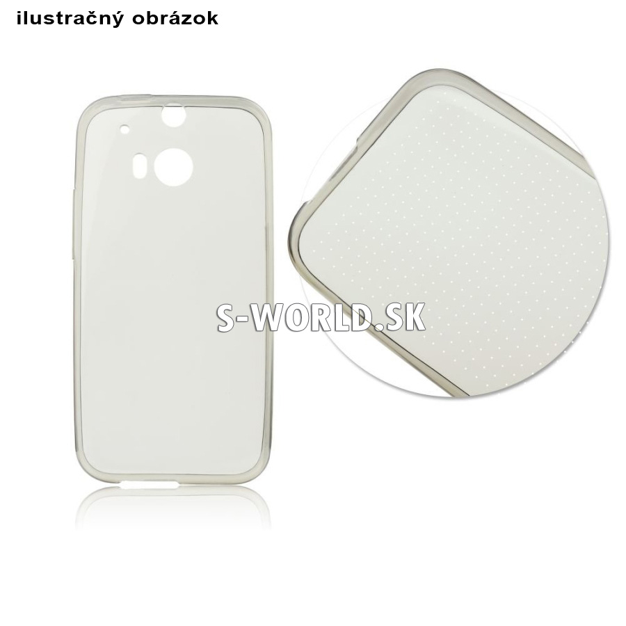 e4174f862 Ultra tenký silikónový obal 0,3mm pre Samsung Galaxy Ace 4 (G357) - čierny