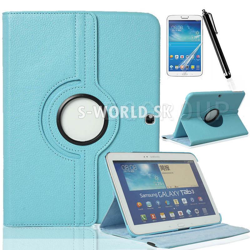13297257c Tablety príslušenstvo   Samsung Galaxy Tab 3 10.1 P5200 príslušenstvo    Kožené obaly - S-world.sk - synchronized world - Váš svet príslušenstva