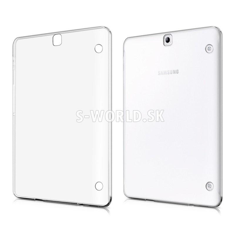 Silikónový obal Samsung Galaxy Tab S2 9.7 - Ultra priehľadná ... 14f9a181550