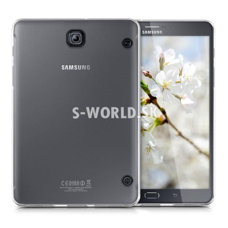 Silikónový obal Samsung Galaxy Tab S2 8.0 - Ultra priehľadná ... 3c694a9674a