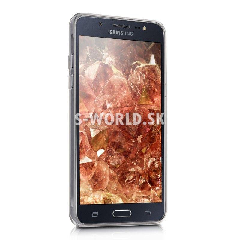 Silikónový obal Samsung Galaxy J5 (2016) - Flakes - medená 4bdd2a26000