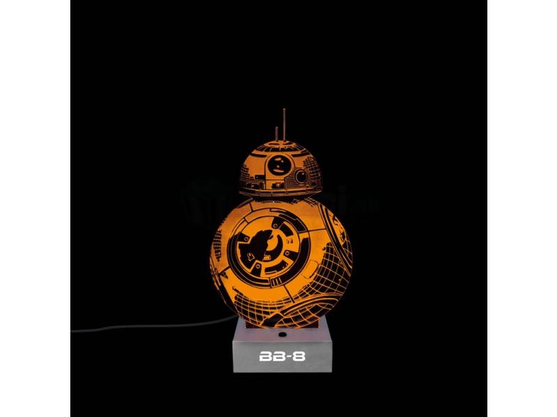 Star Wars - BB8 svetlo