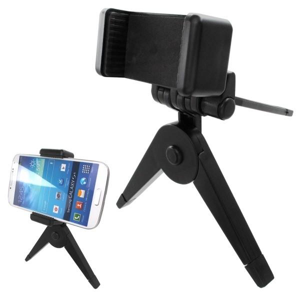 c02792ad7 Skladací statív pre mobilný telefón, čierny | Držiaky, stojany pre ...