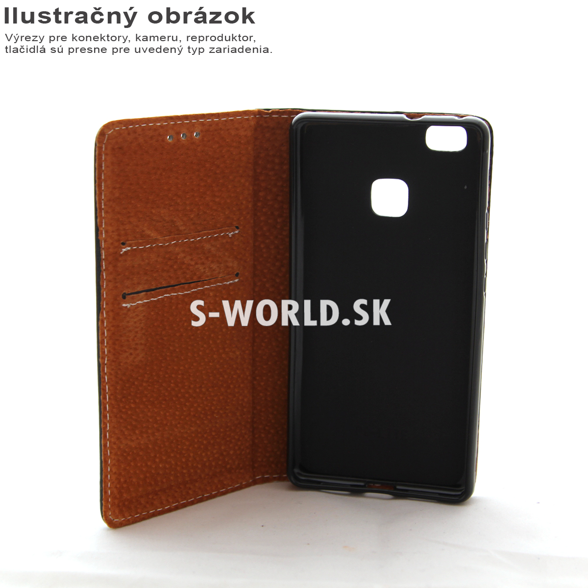 Kožený obal Apple iPhone X   XS - Book Special - čierna 22e0272fda2